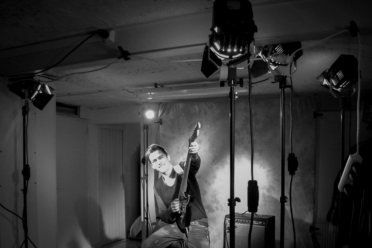 Making Of du Studio