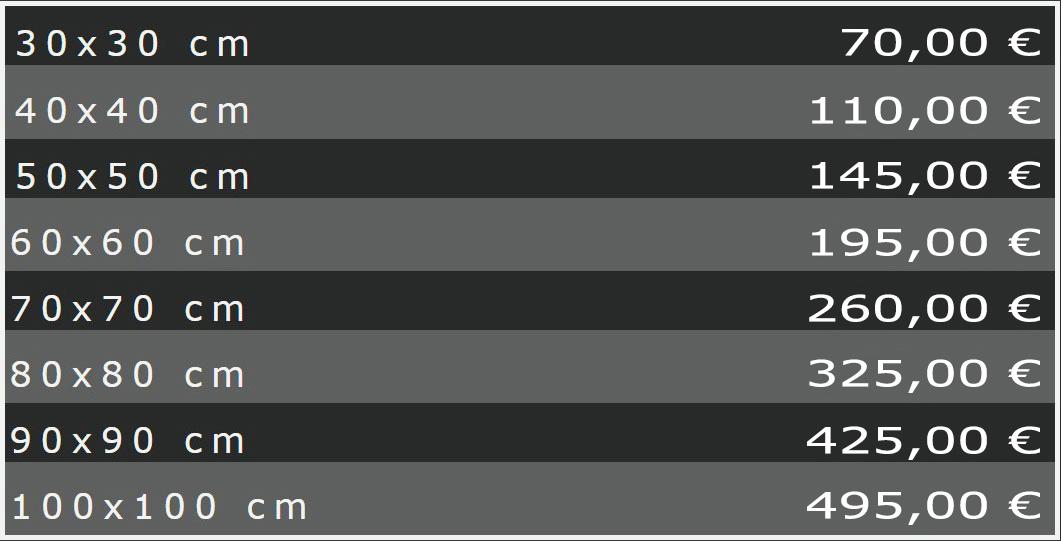 Format CARRÉ (photo recadrée)